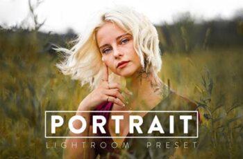 10 Portrait Lightroom Presets T88JFPM 14