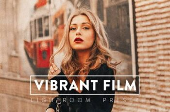 10 Vibrant Film Lightroom Presets D4R8VSY 4