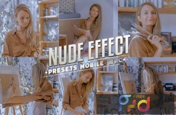 Nude Tones Lightroom Preset M4LUHPZ 4