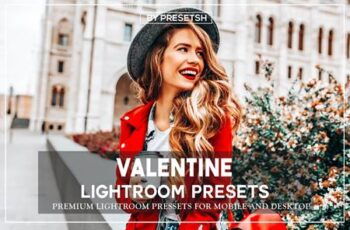 Valentines day lightroom presets Y4QP87P 1