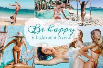 Be Happy - Lightroom Preset Pack 5894281 7