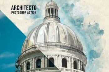 Architecto Photoshop Action 3GGCSWF 5