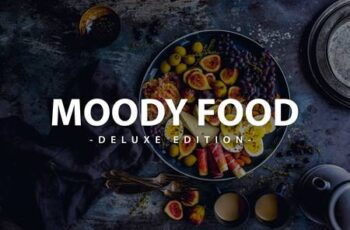 Moody Food Deluxe Edition - For Mobile and Deskotp T5WCYYK 5