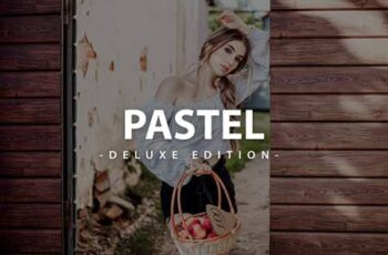 Pastel Deluxe Edition - For Mobile and Desktop XGL54P5 6