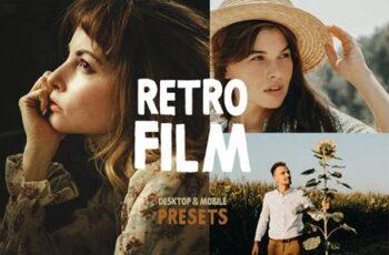 Retro Film Lightroom Presets 4AXG25F 7