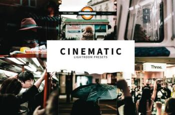 10 Cinematic Lightroom Presets 5787589 3