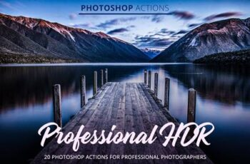 Professional HDR Actions for Ps 4845232 6