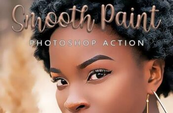 Smooth Paint Photoshop Action 30238275 2