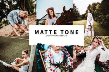 10 Matte Tone Lightroom Presets 5978543 7