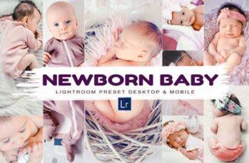 10 Newborn Baby, Lightroom Presets 5878537 5