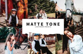 10 Matte Tone Lightroom Presets 5978544 3