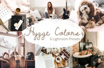 Hygge Colors - Lightroom Presets set 5891546 10