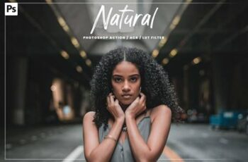 10 Natural Phs Action, ACR, LUT 5925036 4