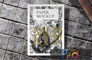 Branding Paper Mockup Vol.1 CJYMTTF 7