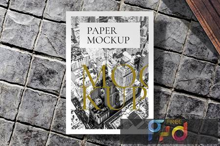Branding Paper Mockup Vol.1 CJYMTTF 1