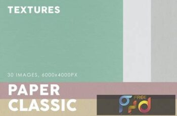 Classic Clean Paper Textures 2 WRF3YGF 3
