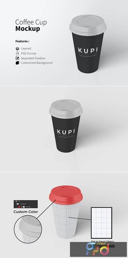 Coffee Cup Mockup LHWKFCJ 1