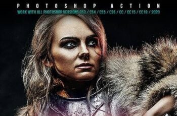 HDR Cinematic Photoshop Actions 30854143 4