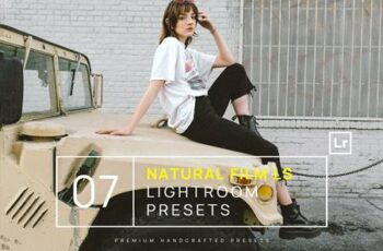 7 Natural Film Lifestyle Lightroom Presets +Mobile YZJFRB5 4
