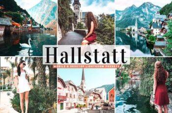 Hallstatt Mobile & Desktop Lightroom Presets 5ZB8VNV 2