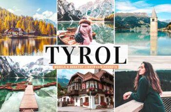Tyrol Mobile & Desktop Lightroom Presets 7QR4T2S 2