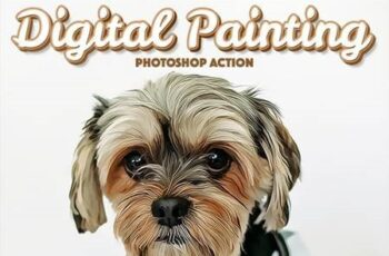 Digital Painting Photoshop Action 30333660 2