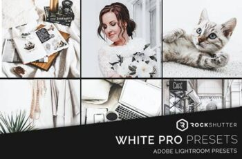 WHITE PRO Mobile & Desktop Presets 5963310 3