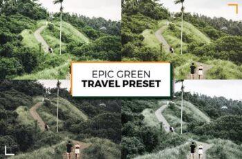 Epic Green Travel Lightroom Presets 5963169 2