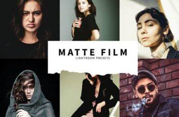 10 Matte Film Lightroom Presets 5978563 5