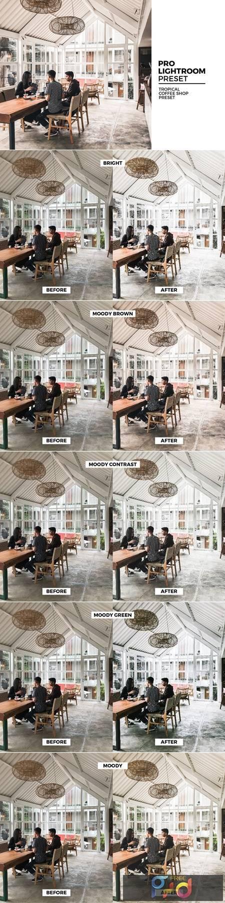 Tropical Coffee Lightroom Presets 5982424 1