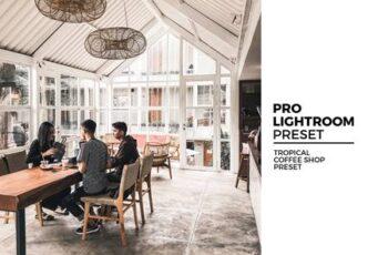 Tropical Coffee Lightroom Presets 5982424 7
