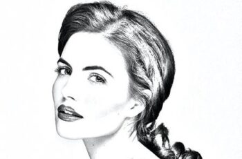 Sketch Art Photoshop Action 30781365 5