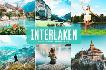Interlaken Pro Lightroom Presets 6013087 2