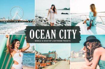 Ocean City Pro Lightroom Presets 6012832 5