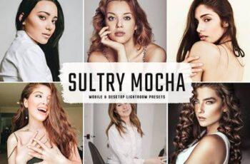 Sultry Mocha Pro Lightroom Presets 6012956 5