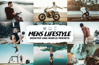 Mens Lifestyle Lightroom Presets 97T4B6Z 3