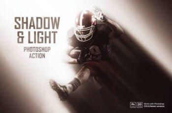Shadow & Light Photoshop Action X93CU7W 5