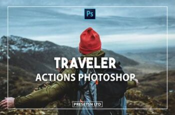 Traveler Photoshop Actions CGULE74 7