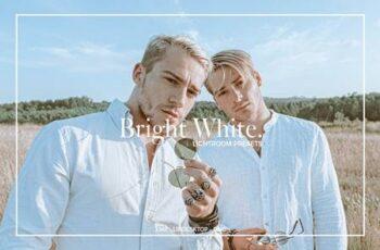 BRIGHT WHITE LIGHTROOM PRESETS 5892244 4