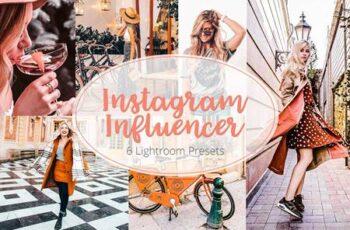 Influencer - Lightroom Preset Pack 5910397 6