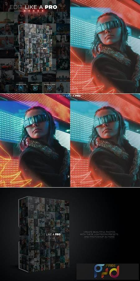 Edit Like A PRO 4th - Photoshop & Lightroom R7MVM6M 1