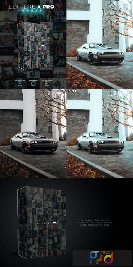 Edit Like A PRO 5th - Photoshop & Lightroom 5KH95B4 1