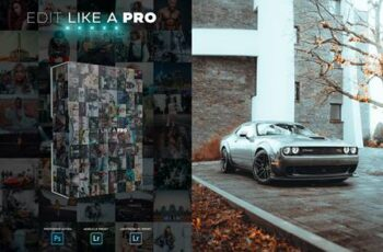 Edit Like A PRO 5th - Photoshop & Lightroom 5KH95B4 2