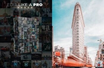 Edit Like A PRO 7th - Photoshop & Lightroom M8VARB8 3