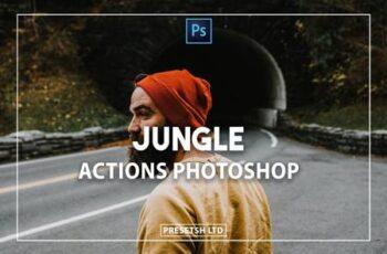 Jungle Photoshop Actions Y6YQT8P 6