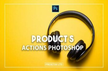Product Photography Actions F3LLADF 2