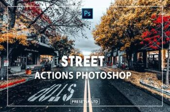 Street Photoshop Actions E39HJHY 5