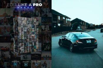 Edit Like A PRO 1st - Photoshop & Lightroom 3KLRM32 3