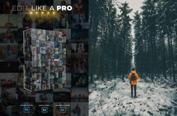 Edit Like A PRO 3rd - Photoshop & Lightroom DGQQYX4 7