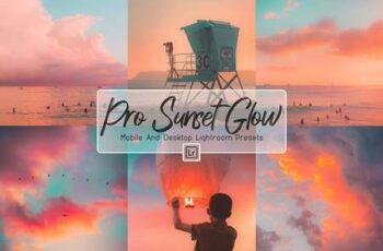 10 ProSunset Glow Mobile & Lightroom 5943369 3